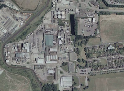 Industrial Real Estate in Bromborough, England