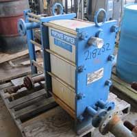 image of titanium plate heat exchanger