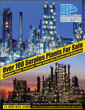 Current IPP Complete Process Plants Catalog for 2013