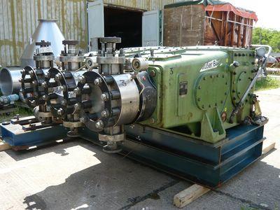 Eu 150 mhr 800 bar lewa high pressure pumps 150 mhr 800 bar lewa high pressure diaphragm pumps type g3rm triplex 208416 208417 ccuart Gallery