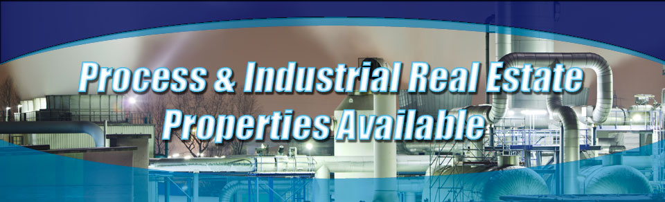 Process & Industrial Real Estate Properties Available Slider Image 3