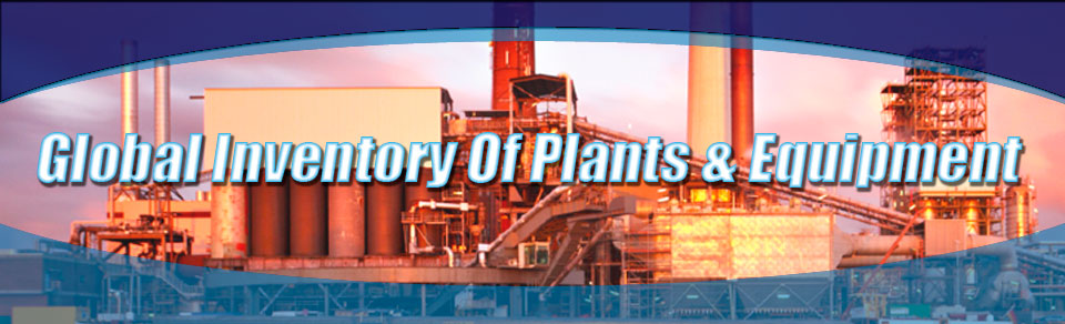 Global Inventory of Plants & Equipment Slider Image 4