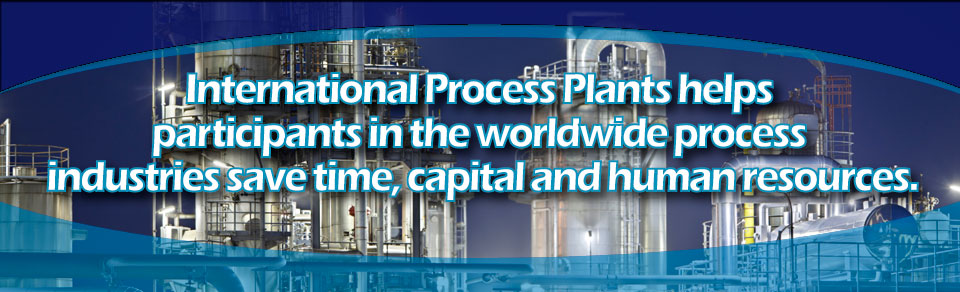 IPP helps participants in the worldwide process industries Slider Image 5