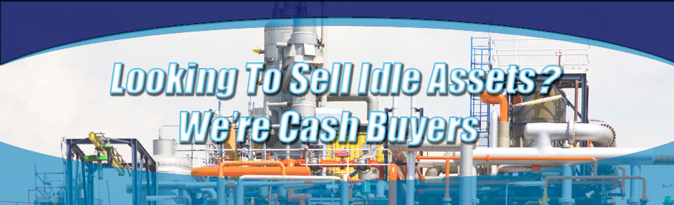 Looking to Sell Idle Assets? We're Cash Buyers Slider Image 7
